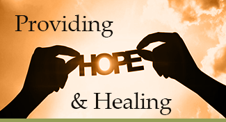 Recovery hope and healing